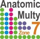 Пружиный блок Anatomic Multy Zone 7
