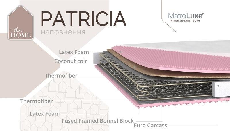 Матрас The Home Patricia