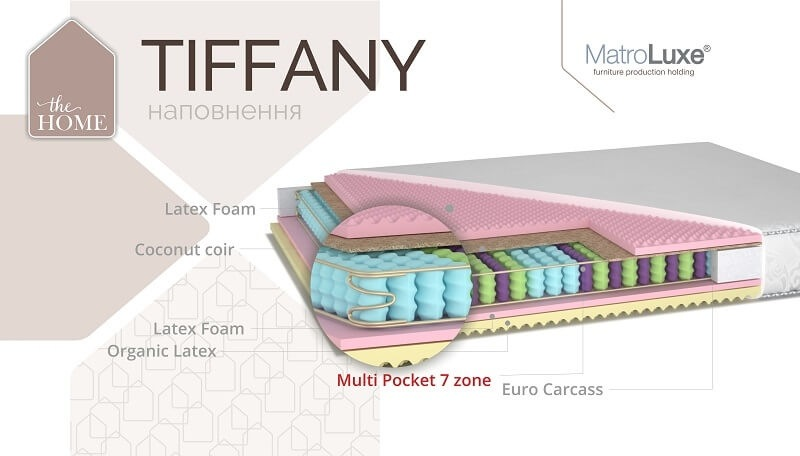 Матрас The Home Tiffany