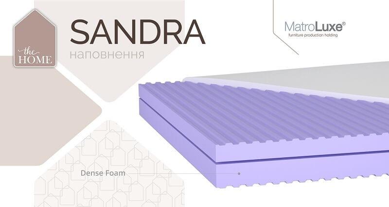 Матрас The Home Sandra