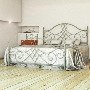 Металлическая кровать Bella Letto Parma