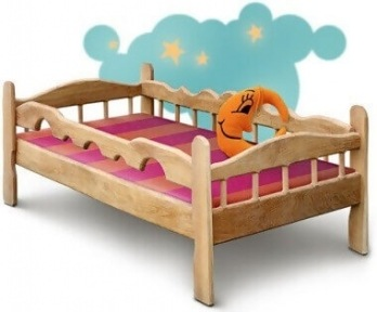 Кровать Сокира Зузун 80x190
