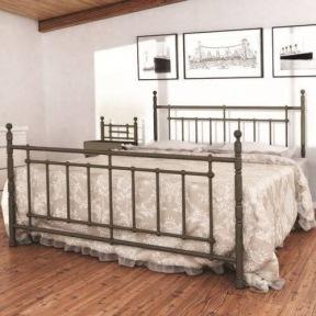 Металлическая кровать Bella Letto Napoli