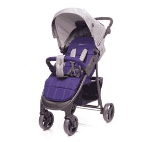 Прогулочная коляска 4Baby Rapid 2017 (Purple)