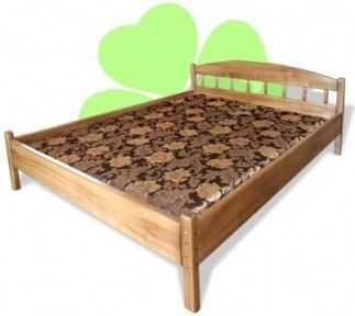 Кровать Сокира Ассоль 160x190