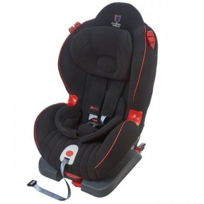Автокресло Eternal Shield Sport Star Isofix (черный)