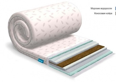 Топпер Sleep Roll Marin Kokos / Марин Кокос