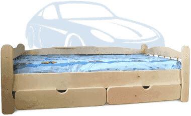 Кровать Сокира Соня 80x190