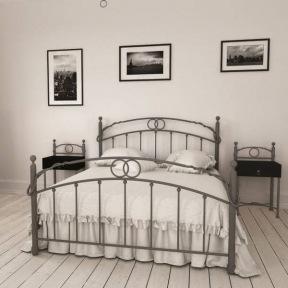Металлическая кровать Bella Letto Toskana