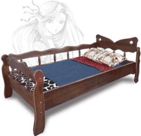 Кровать Сокира Эльф 90x190