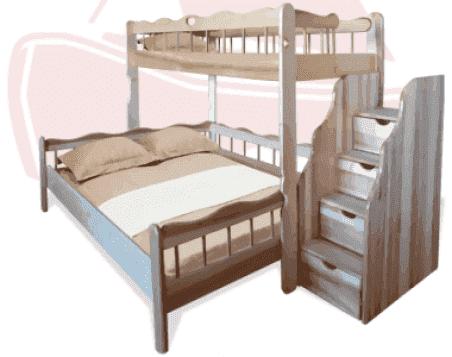 Двухъярусная кровать Сокира Ковчег