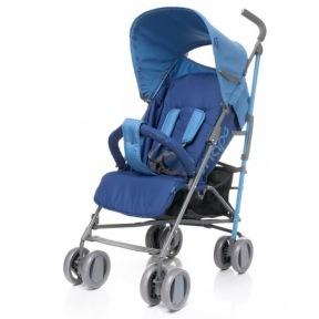 Прогулочная коляска 4Baby Shape (Blue)
