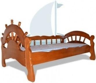 Кровать Сокира Бриз 90x190