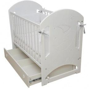 Детская кровать Верес Соня ЛД 8 - Месяц со стразами